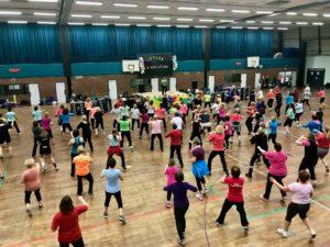 Frauensporttag @ Rundsporthalle Hagenstrasse